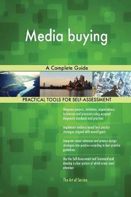 Media Buying a Complete Guide by Gerardus Blokdyk image