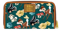 Loungefly: Disney Bambi AOP - Zip-Around Wallet