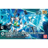 HGBD 1/144 Gundam 00 Sky (Higher Than Sky Phase) - Model kit