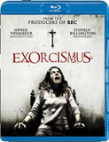 Exorcismus on Blu-ray