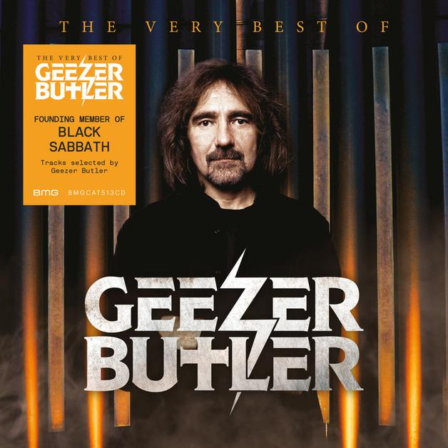 The Very Best Of Geezer Butler by Geezer Butler