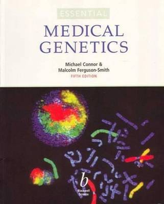 Essential Medical Genetics by Michael Connor image