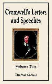 Cromwell's Letters and Speeches by Thomas Carlyle image