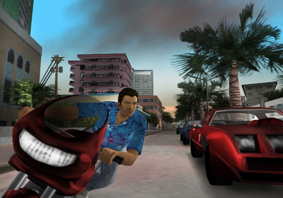 Grand Theft Auto: Vice City (Uncut) for PlayStation 2 image