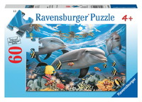 Ravensburger 60 Piece Jigsaw Puzzle - Caribbean Smile