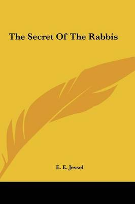 The Secret of the Rabbis by E.E. Jessel image