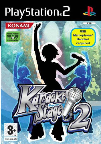 Karaoke Stage 2 for PlayStation 2