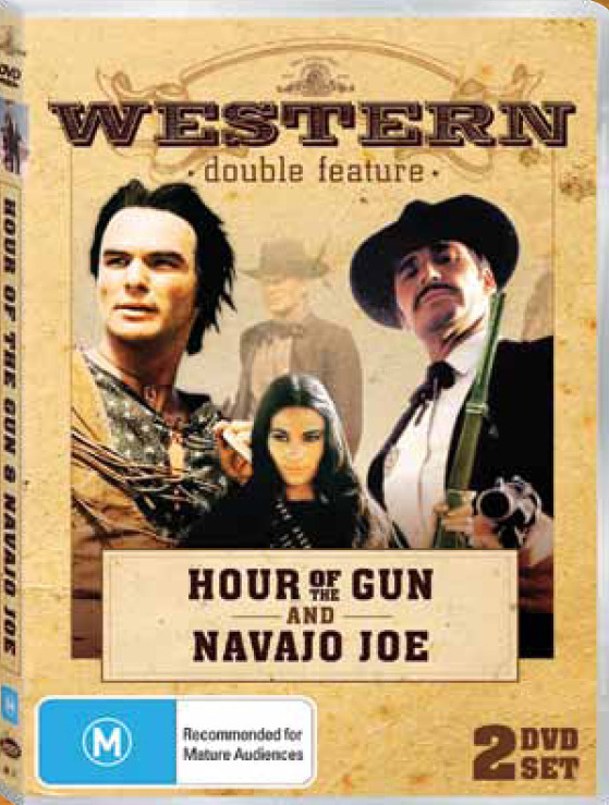 Westerns Double Pack: Volume 2 (2 Disc Set) on DVD