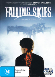 Falling Skies - The Complete First Season on DVD