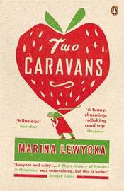 Two Caravans by Marina Lewycka image