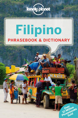 Lonely Planet Filipino (Tagalog) Phrasebook & Dictionary by Lonely Planet image