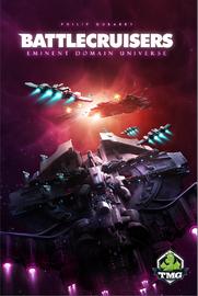 Eminent Domain: Battlecruisers - Card Game