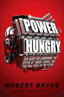 Power Hungry: The Myths of Green Energy, and the Real Fuels of the Future by Robert Bryce image