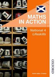 Maths in Action National 4 Lifeskills by Joe McLaughlin
