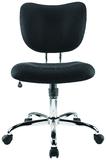 Brenton Studio Low Back Office Chair - Black