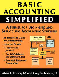 Basic Accounting Simplified by Gary S. Lesser image
