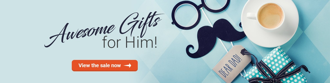 Awesome Gifts for Dad!