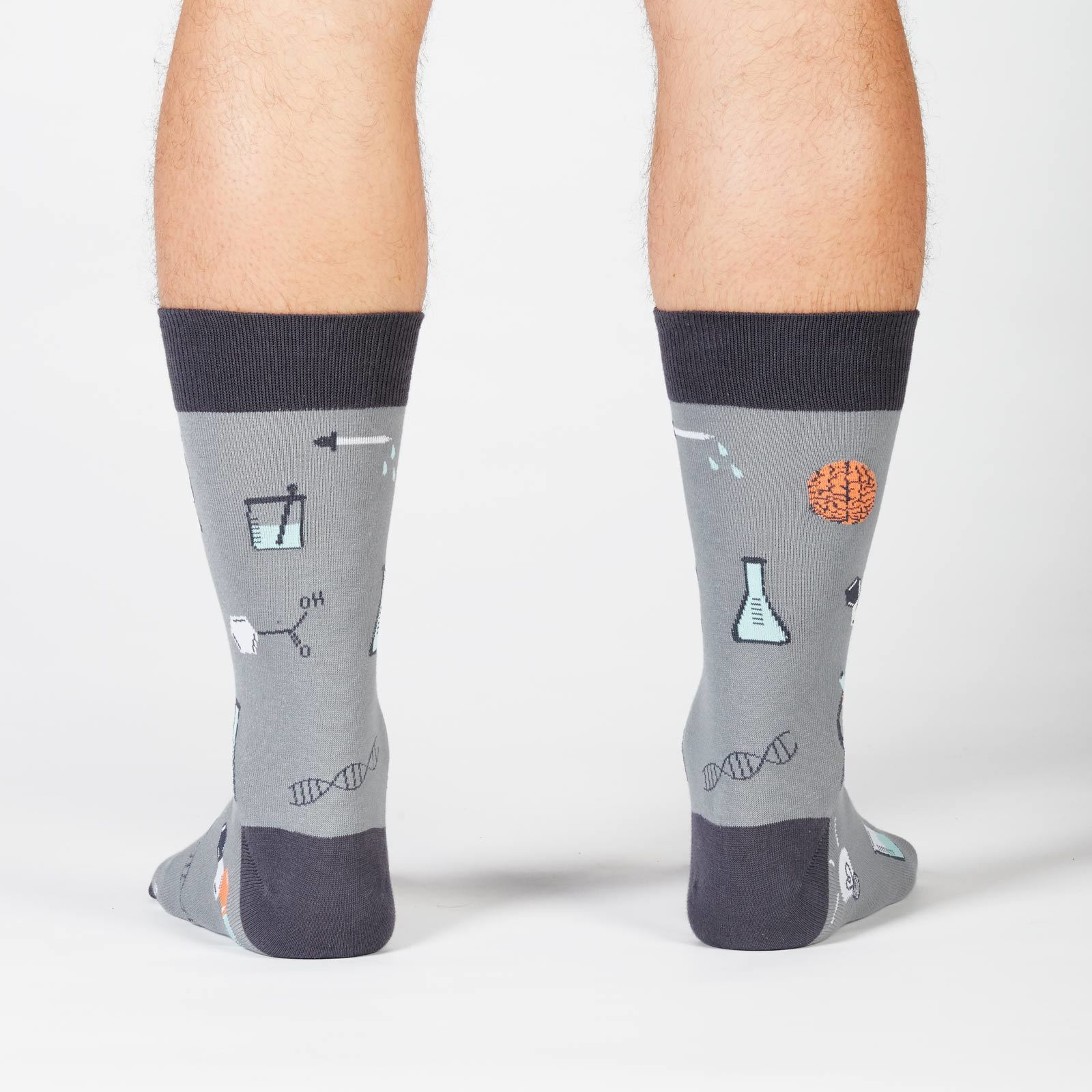 Men's - Science Of Socks Crew Socks image
