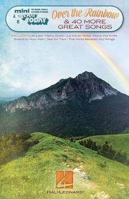 Over the Rainbow & 40 More Great Songs by Hal Leonard Publishing Corporation image