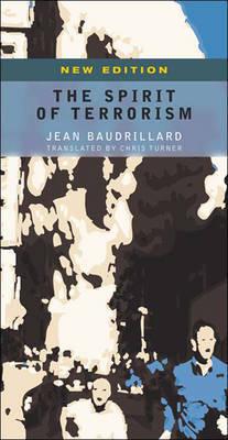 The Spirit of Terrorism by Jean Baudrillard image