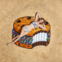 BigMouth Gigantic Ice Cream Sandwich Beach Blanket