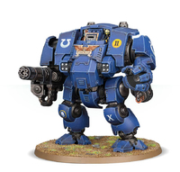 Warhammer 40,000: Easy to Build - Space Marines Primaris Redemptor Dreadnought