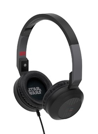 Tribe: Wired Headphones - Darth Vader