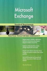 Microsoft Exchange Standard Requirements by Gerardus Blokdyk image