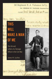 This Will Make a Man of Me by James M. Scythes image