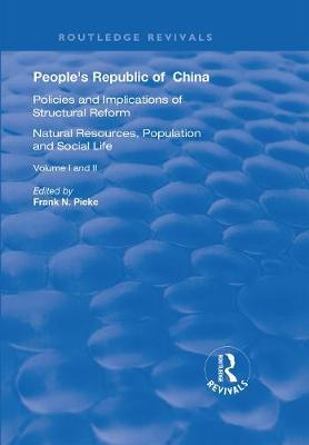 People's Republic of China, Volumes I and II