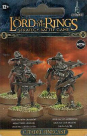 The Lord of the Rings Uruk-hai with Crossbows