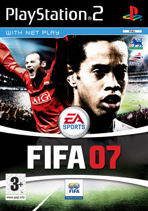 FIFA 07 for PlayStation 2