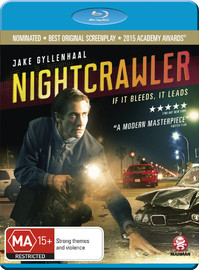 Nightcrawler on Blu-ray