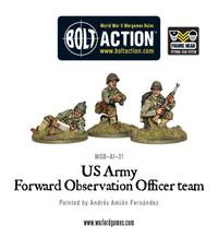 US Army - Forward Observer Officers (FOO)
