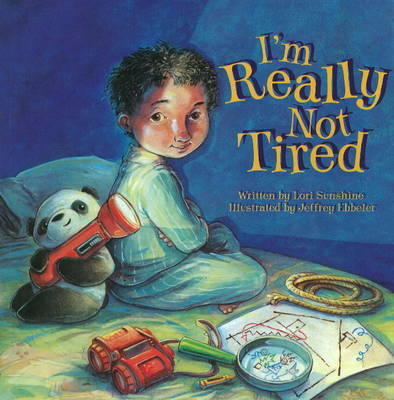 I'm Really Not Tired by Lori Sunshine image