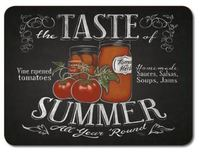 Farmers Market Placemats (Set of 6)