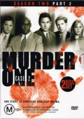 Murder One: Case 2 - Part 2 (2 Disc) on DVD