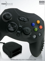 Powerwave Wireless Controller for Xbox