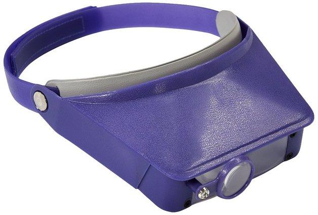 Excel: Deluxe Magna Visor - Purple