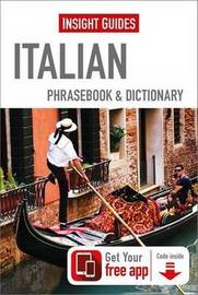 Insight Guides Phrasebook Italian by Insight Guides