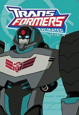 Transformers Animated: v. 14 by Marty Isenberg image