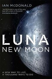 Luna by Ian McDonald image