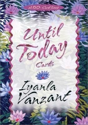 Until Today Cards by Iyanla Vanzant