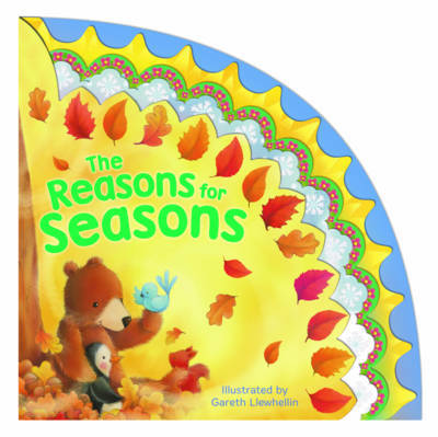 Reasons for Seasons image