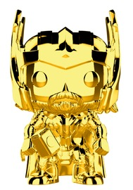 Marvel Studios - Thor Gold Chrome Pop! Vinyl Figure image