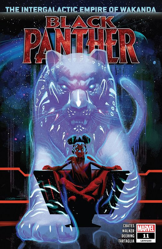 Black Panther #11 - (Cover A) by Ta-Nehisi Coates