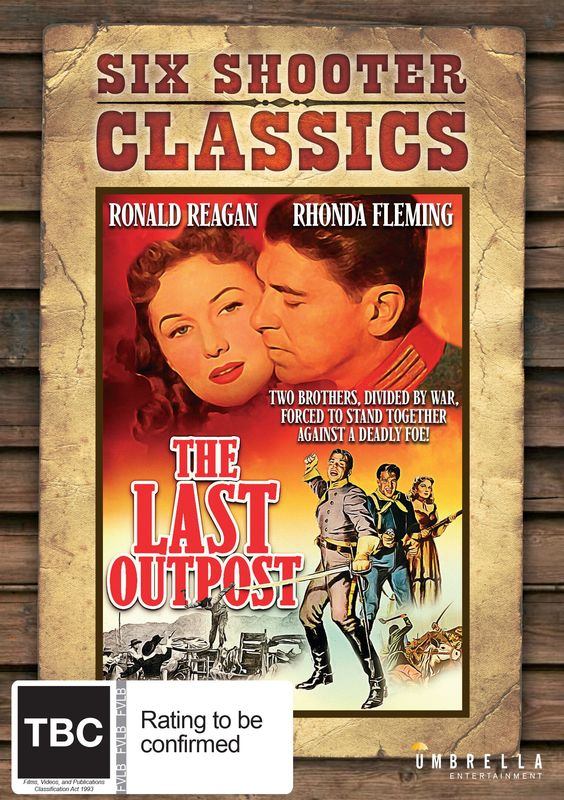 The Last Outpost (Six Shooter Classics) on DVD