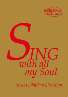 Sing with All My Soul by Royal School of Church Music image