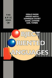 Object Oriented Languages by Gerard Meurant