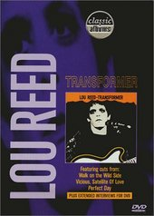 Lou Reed - Transformer on DVD